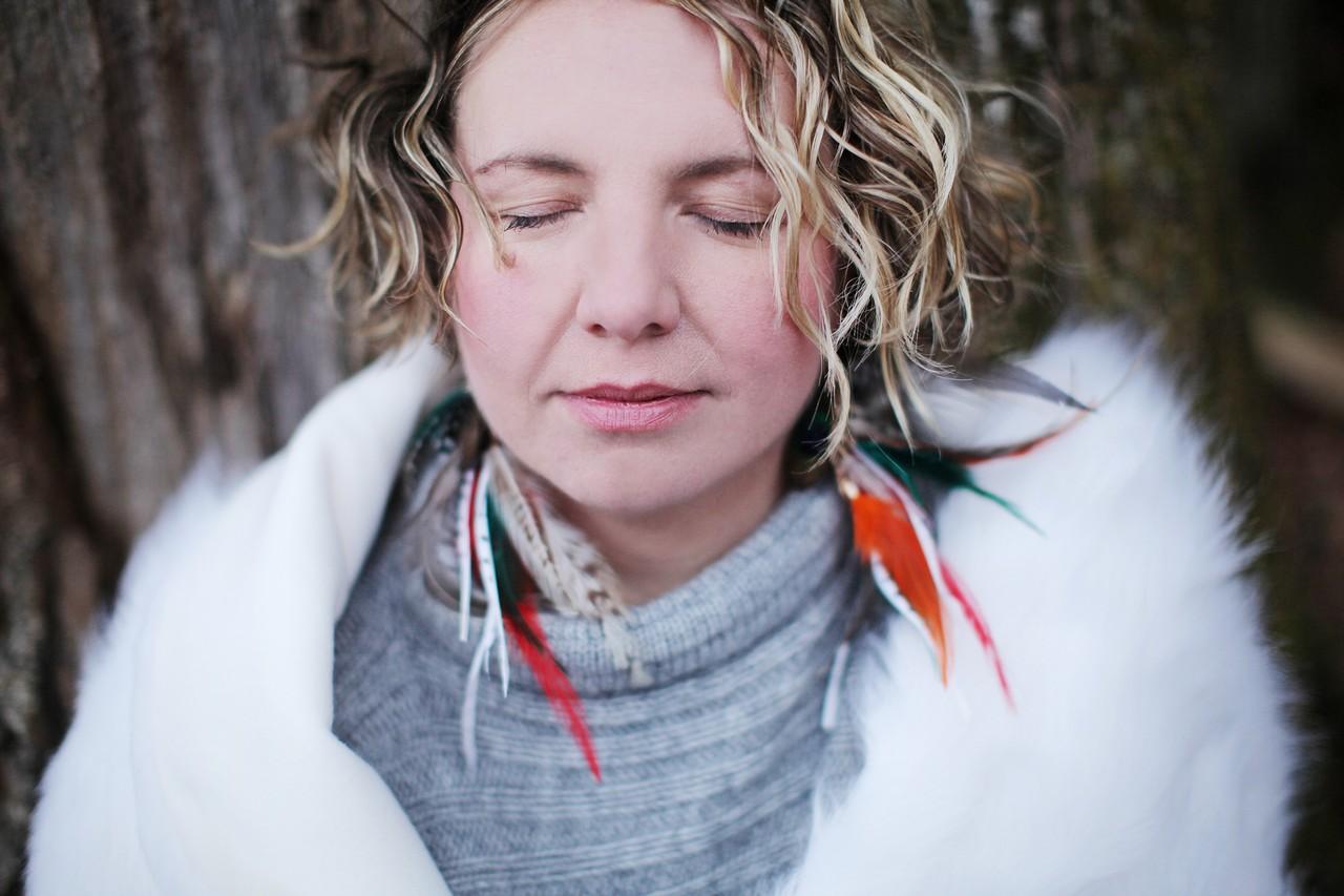 Rachel | Portrait Femme Montagne