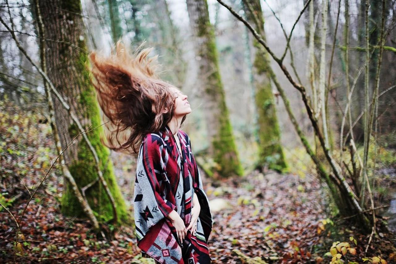 Floriane | Portrait Femme Nature
