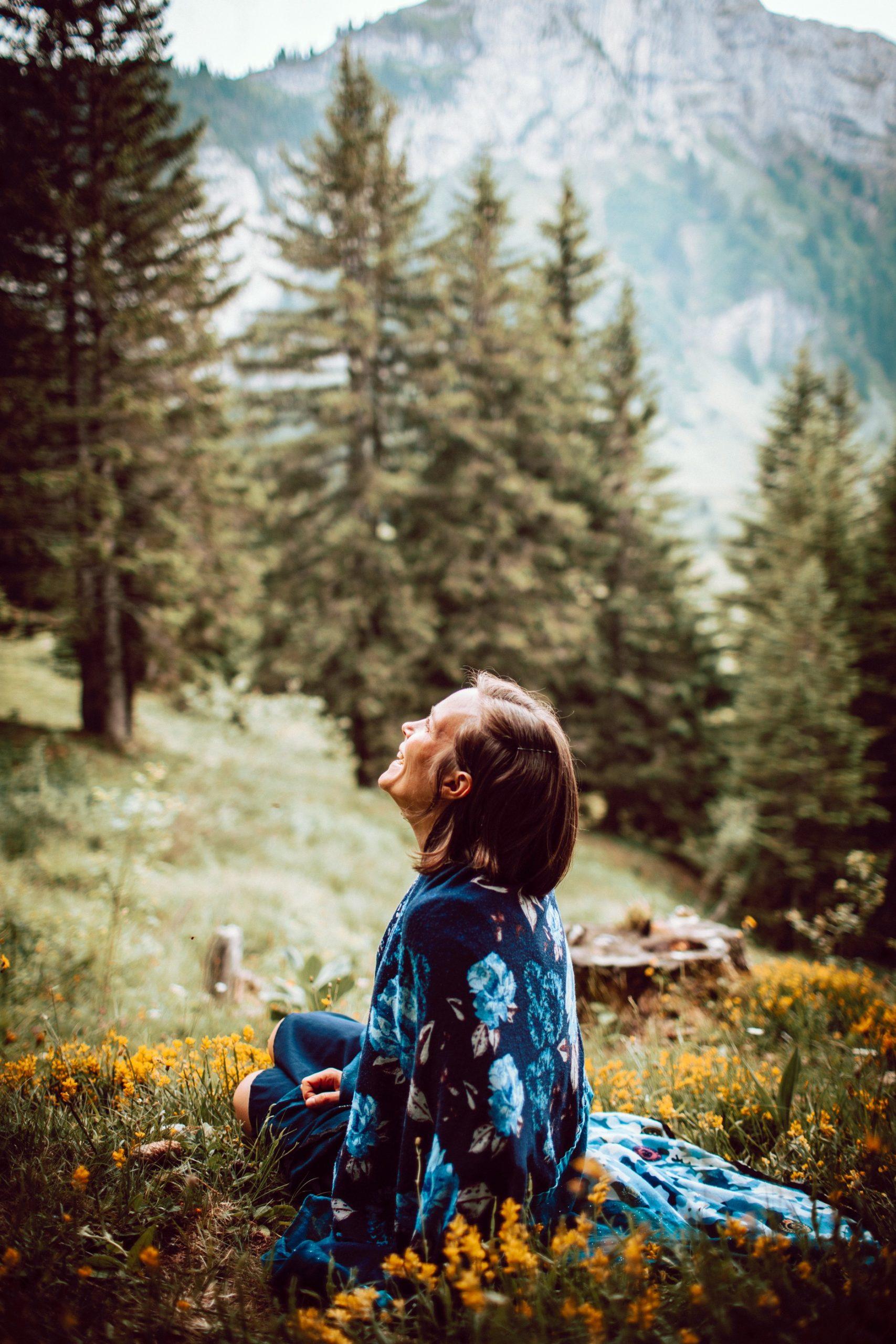 Helene - Atelier Nature Montagne
