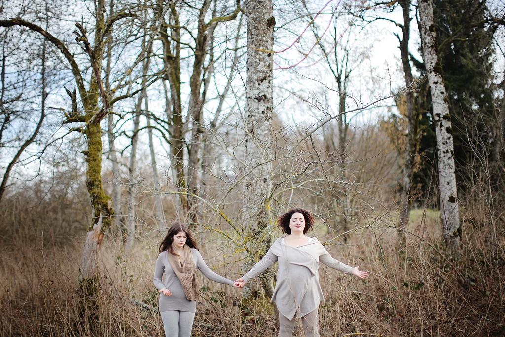 Alex & Flore - Rite de Passage - Portraits Lignée de Femmes