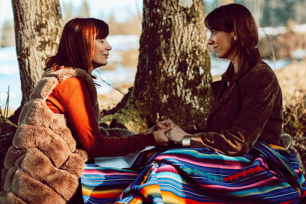 Sylvie & Natasha - Histoire de Soeurs - Haute-Savoie