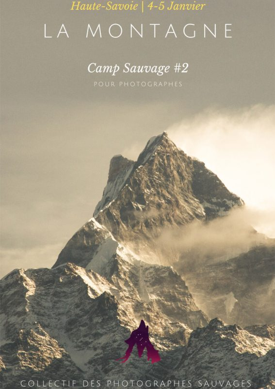 Camp Sauvage 2 - La Montagne