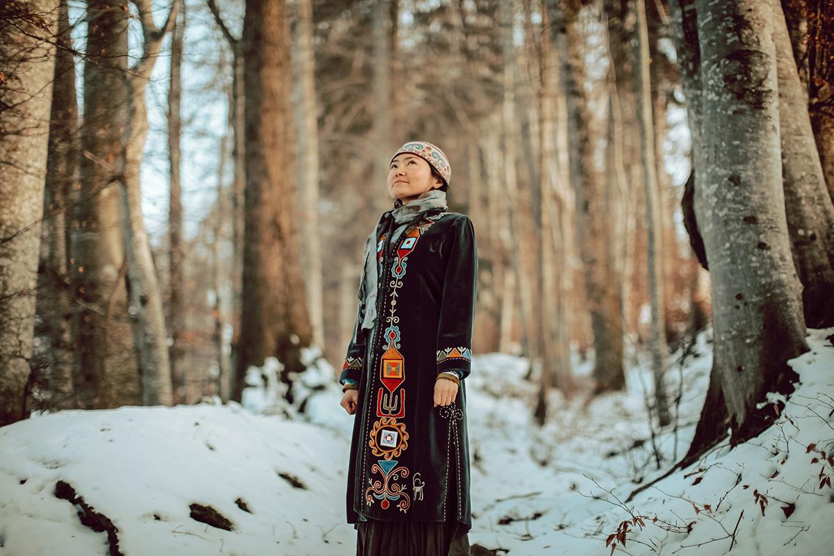 Ilona | Femme d'ailleurs | Portrait du Monde