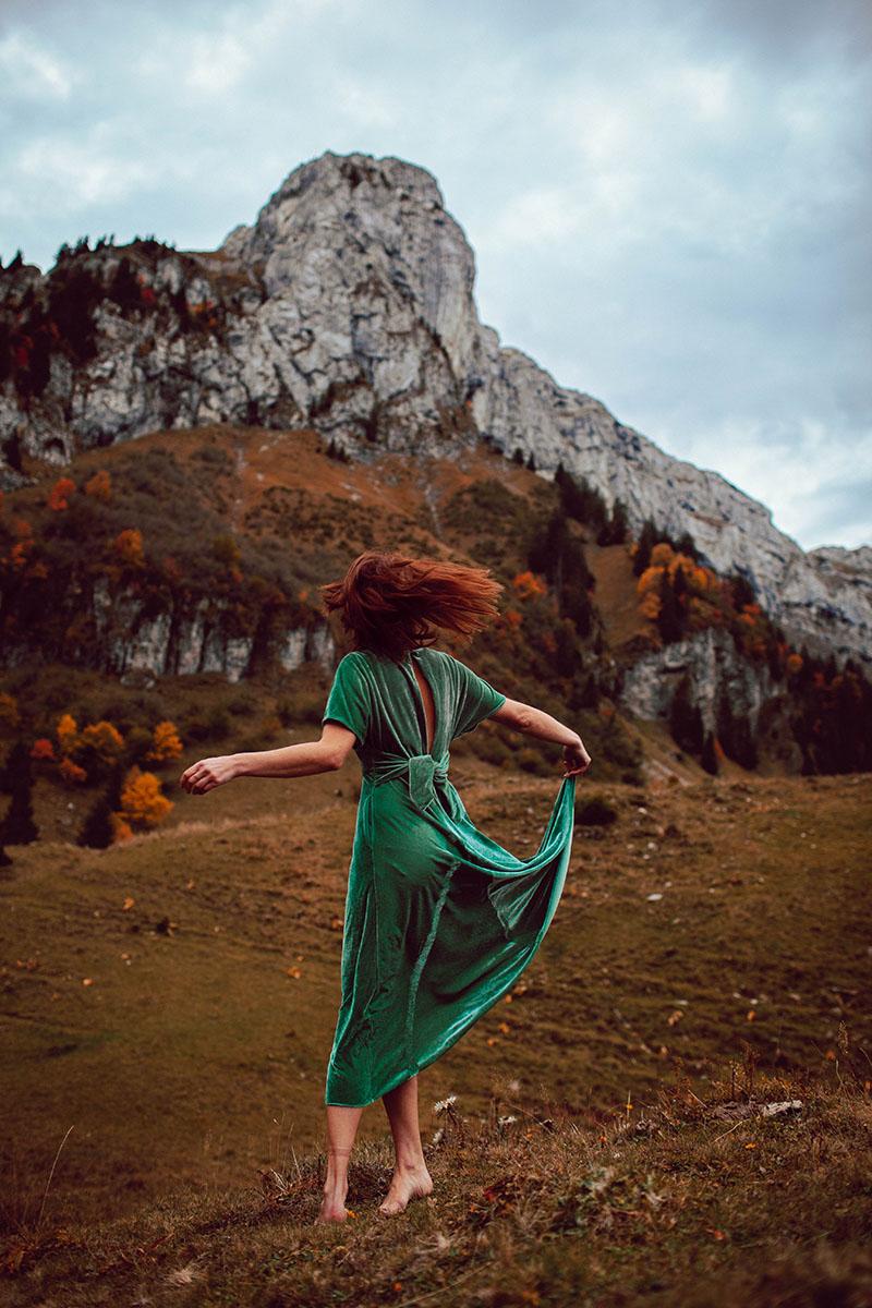 Elsa | Atelier Femmes Nature | Automne Glières
