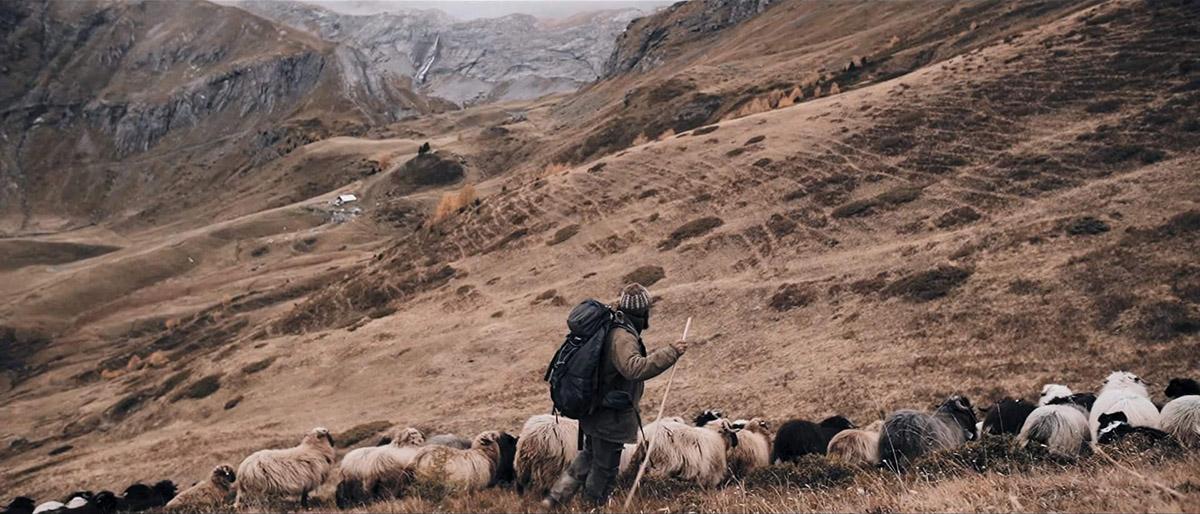 Le pèlerin des Montagnes