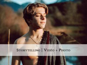 Storytelling - Vidéo + Photo